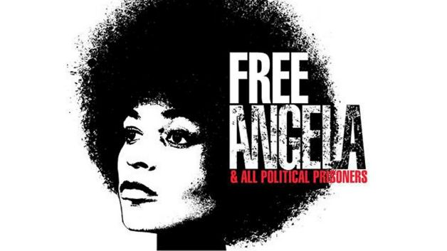 'Free Angela and All Political Prisoners' Comes Out in Two Days