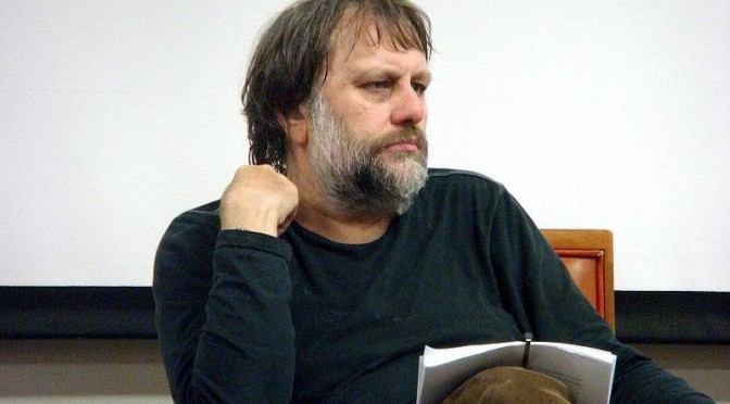 Slavoj Zizek Accused of Plagiarizing White Supremacist Magazine