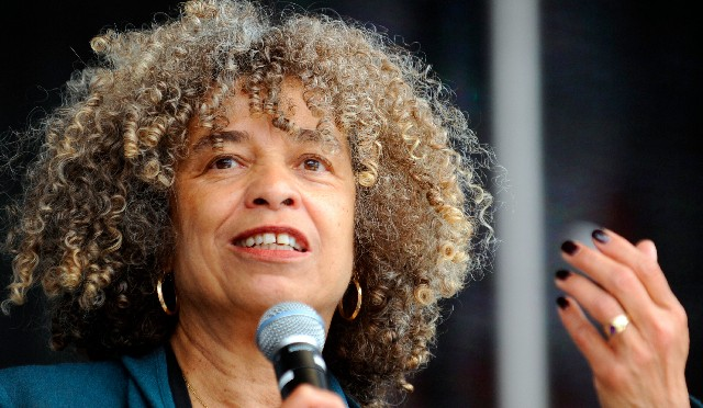 Angela Davis Has a Movie