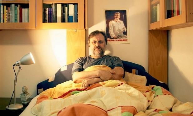 Shit Slavoj Zizek Says: A Lesson In Madness