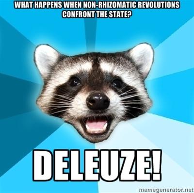 Deleuze Pun