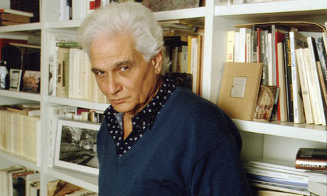 Jacques Derrida: Stop Watching Seinfeld