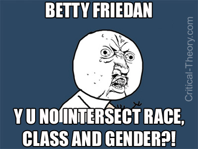 Betty Friedan Racist