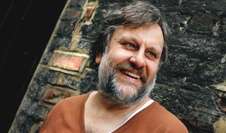 Happy Valentine's Day: Slavoj Zizek Wants You To Know About Flesh Lights