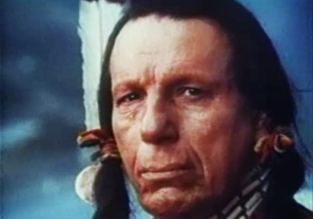 Native American Reminds Xenophobes Who Was Here First
