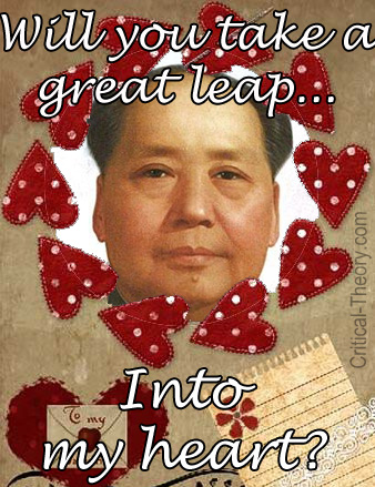 Valentine's Day is coming! Valentine-mao