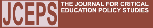 critical education policy studies