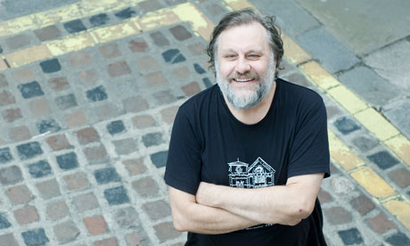 You Can Soon Have Every Zizek Joke in the Palm of Your Hand