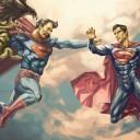 Ubermensch vs Superman