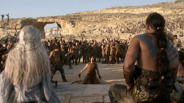 Game of Thrones: A White Liberal's Orientalist Wetdream