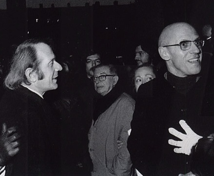 Deleuze and Foucault Discuss Theory, Practice and Power in 1972
