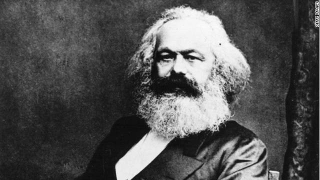 Marx Most Influential Academic of All Time, Says Science