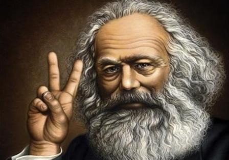 Image result for Karl Marx racist