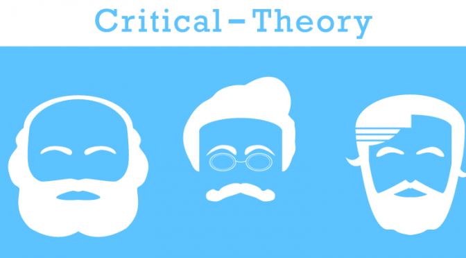The Critical Theory Call for Paper Calendar
