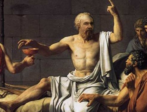 Alain Badiou is Making a Movie About Plato with Brad Pitt and Sean Connery