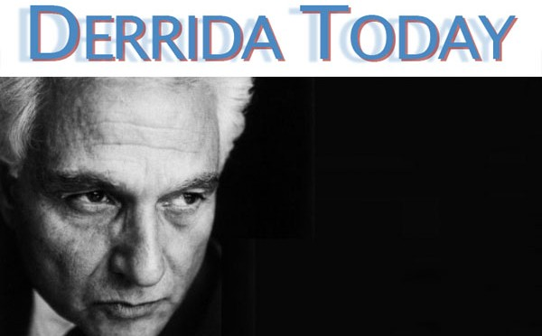 Call for Papers: 'Derrida Today' in NYC