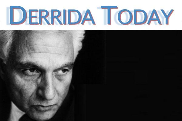 derrida today conference