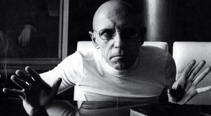Foucault On Obscurantism: 'They Made Me Do It!'