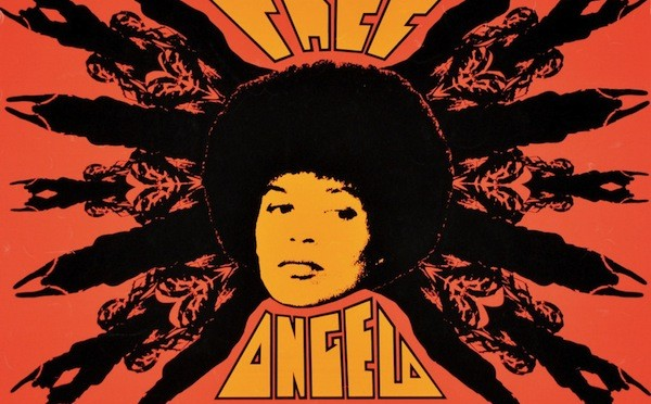 The 'Free Angela' Posters from the 70's are Awesome