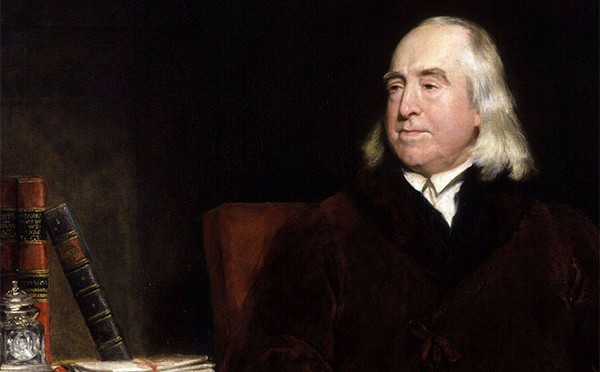 Jeremy Bentham's Preserved Corpse Will Haunt Your Nightmares