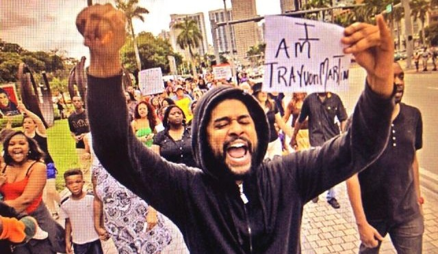 Trayvon Martin White Supremacy