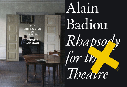 Verso Announces Release Date for New Badiou and Jameson Books