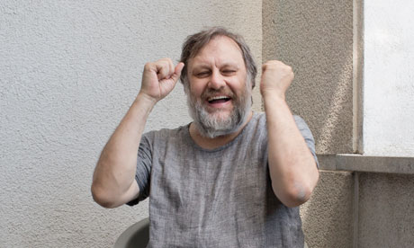 Zizek Strikes Back! Calls Chomsky Empirically Wrong