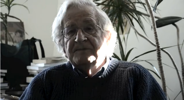 Somebody Got Noam Chomsky to Appear in a 'Gangnam Style' Video