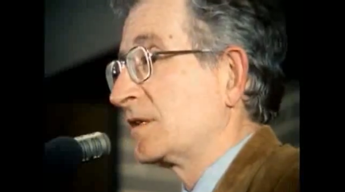 chomsky manufacturing consent