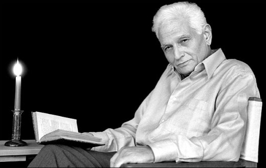 Read Derrida's Response to the Sokal Affair