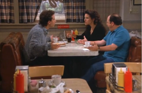 The Zizek-Seinfeld Mashup You Also Never Wanted