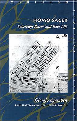Agamben - Homo Sacer Sovereign Power and Bare Life