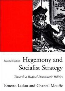 Hegemony and Socialist Strategy Laclau Mouffe