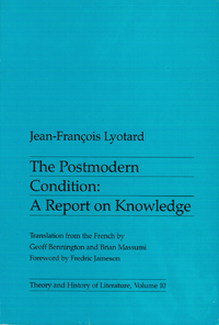 Lyotard - The Postmodern Condition