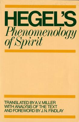 Phenomenology hegel
