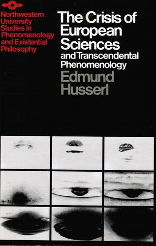 husserl's /crisis/