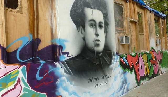 Gramsci Monument in Bronx Closes Shop