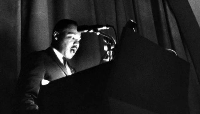 Listen: New Tapes Feature Dr. King at The New School in 1964