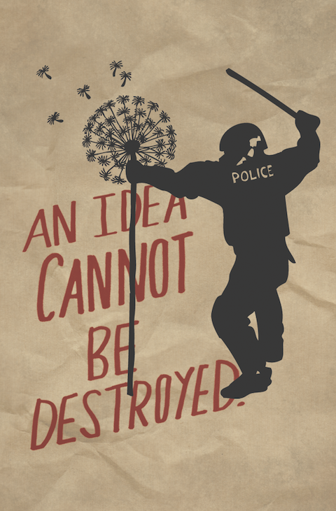 occupy poster