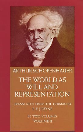 schopenhauer will representation