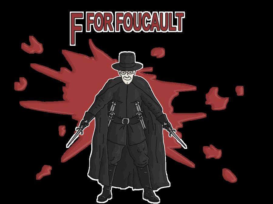 f for foucault
