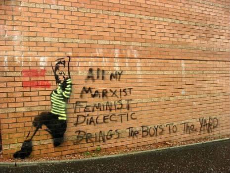 feminist marxist dialectic