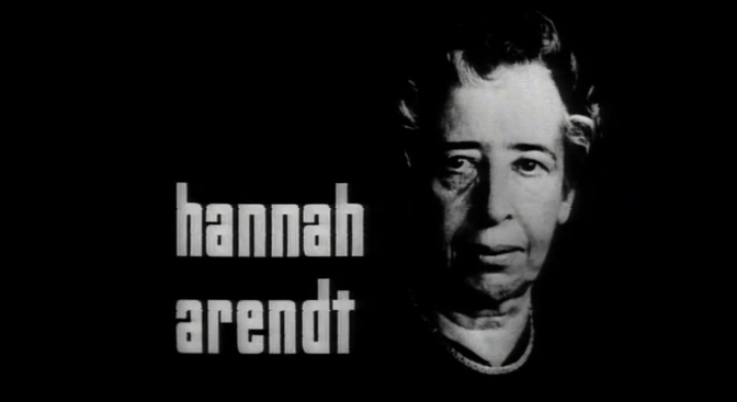 Watch: Hannah Arendt Interview Discusses Gender ...