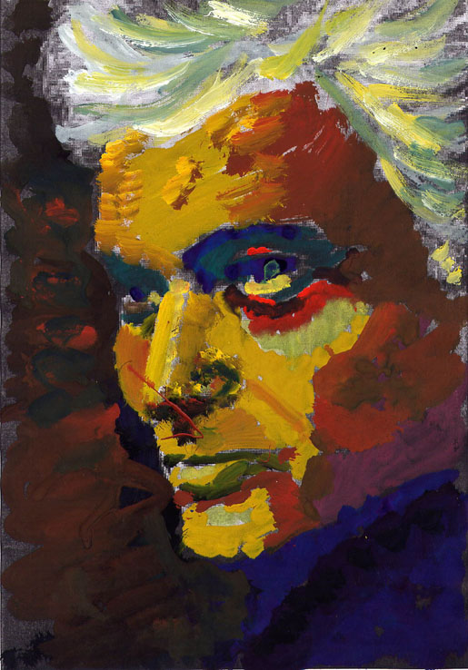 jacques derrida portrait