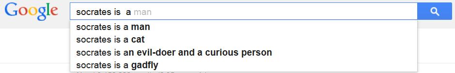 socrates google