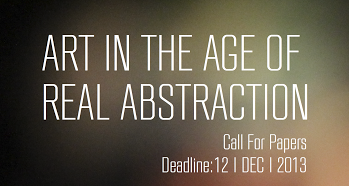 Submit Your Papers: Art in the Age of Real Abstraction