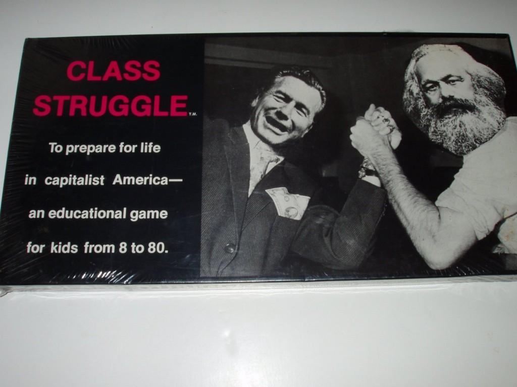 class struggle amazon