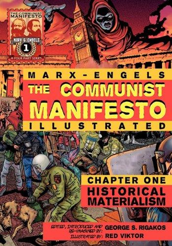 communist manifesto comic