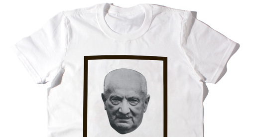 This Heidegger T-Shirt Rules