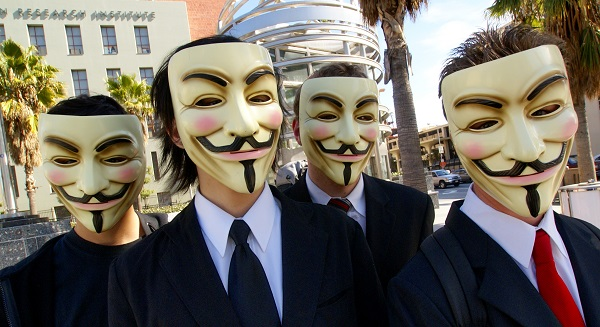 The Politics of the Mask
